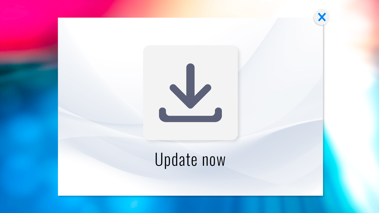 photo booth software updates