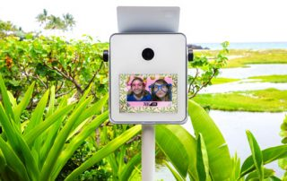 photo booth for outdoor events
