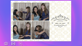 photo booth with gif collage for sale