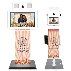 Photo Booths for Amusement & Parks